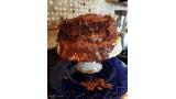 핵폭발한 아빠의 케이크 '화제'