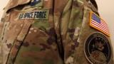 美 우주군 첫 군복은 '얼룩무늬' 군복