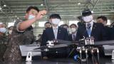 군 작전 상황 실시간 3D로 본다…과기·국방 장관 스마트 부대 현장시찰