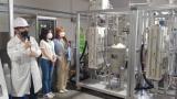 [르포]이산화탄소, 화학원료 '나프타'로 바꾼다