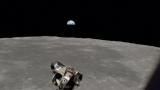 암스트롱 태웠던 달 착륙선 '이글' 아직 달 궤도 돌고 있을 수도