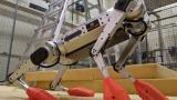 3m 높이에서 떨어져도 고양이처럼 사뿐히 내려앉는 네발 로봇 나왔다