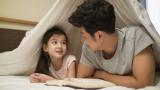 아빠가 책 읽어주면 아이 언어 능력이 더 발달한다