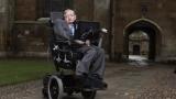 [속보] 영국의 세계적인 물리학자 스티븐 호킹 별세
