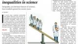 [김우재의 보통과학자] 마태 효과와 기생충: 과학자사회의 불평등