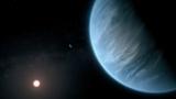 외계 행성에서 수증기 존재 가능성 발견