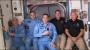 스페이스X 크루드래건 탑승 우주인, 우주정거장에 무사히 입성