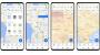 구글맵 코로나19 환자수 정보 제공 시작…한국 지도 반출 불가로 제외