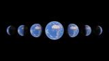 37년 지구 변천사, 구글어스로 10초 만에 본다